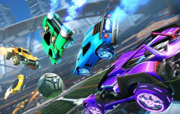 Rocket League is available for PlayStation 4 Xbox One