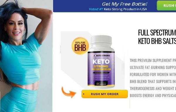 Keto Strong Pills  - Uses, Ingredients, Reviews, Price